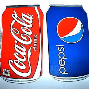 Coca-Cola vs. Pepsi: Schimbari de look in ultimii ani
