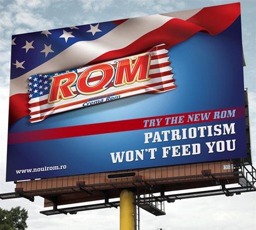 Campanie cu priza la premii: American Rom a fost desemnata cea mai inovatoare campanie de comunicare din lume