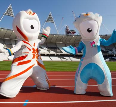 Viralele Olimpiadei din 2012