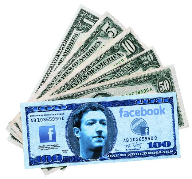 Facebook are de dat bani utilizatorilor