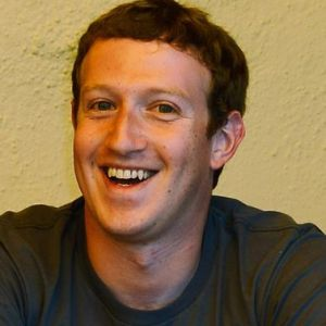 Zuckerberg este cel mai iubit....