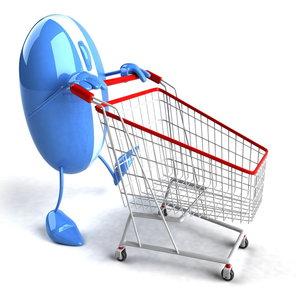 Romanii nu se inghesuie sa faca cumparaturi online