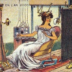 Cum isi imaginau oamenii in 1899 ca va arata lumea in anul 2000