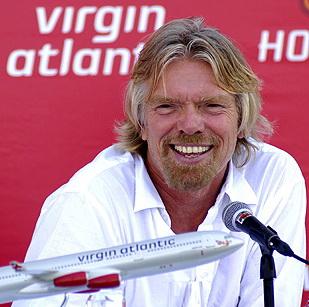 Puterea exemplului: Richard Branson si social media