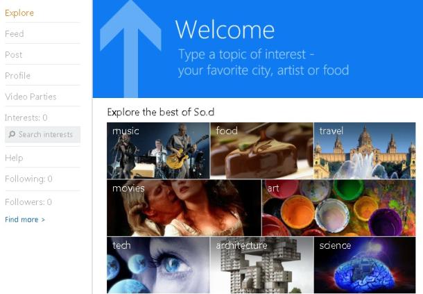 So.cl: noua retea de socializare lansata de Microsoft