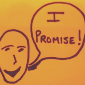 Promisiuni pe care trebuie sa le faci in fiecare zi