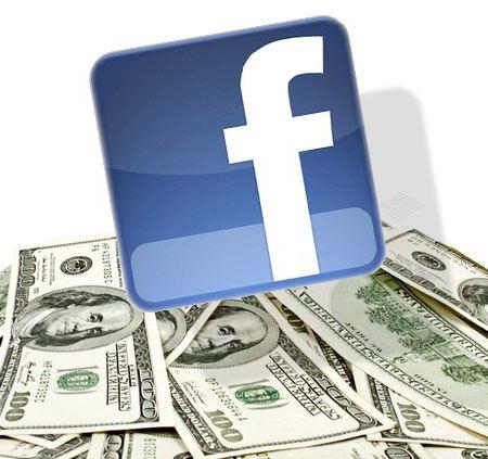 Cat castiga Facebook din publicitatea pe mobil