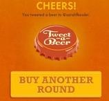 Tweet-A-Beer, aplicatia care face cinste cu bere