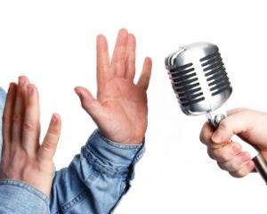 4 trucuri pentru a tine un discurs bun