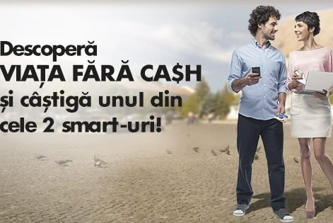 Cum ar arata viata fara bani cash? Cam ca in reclamele-serial ale Raiffeisen Bank