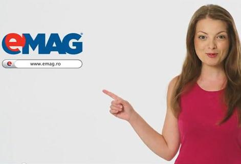 eMAG a lansat prima sa campanie TV