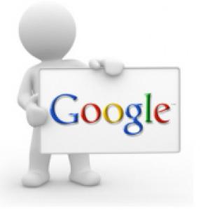 Google a lansat prima sa campanie print