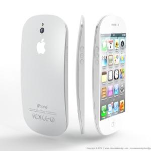 Noul iPhone 5 in viziunea unui italian