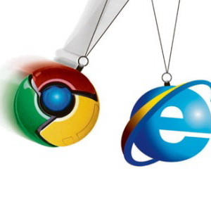 Internet Explorer vs Google Chrome: Ce browser este pe primul loc?