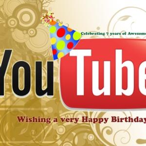 YouTube a implinit 7 ani si e mai popular ca niciodata