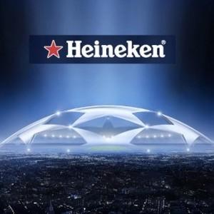 Review de campanie - Heineken, Fii actor in spectacolul UEFA Champins League