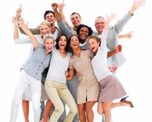 Inspira fericire si optimism angajatilor tai! 5 trucuri care te vor ajuta sa obtii rezultate