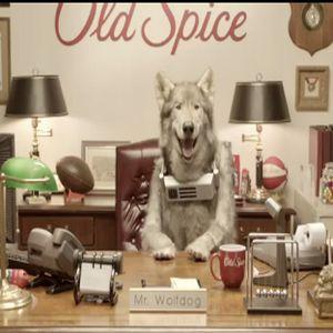 Old Spice il angajeaza pe Wolfdog pe postul de