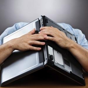 Modul de utilizare a internetului ne arata daca suntem depresivi