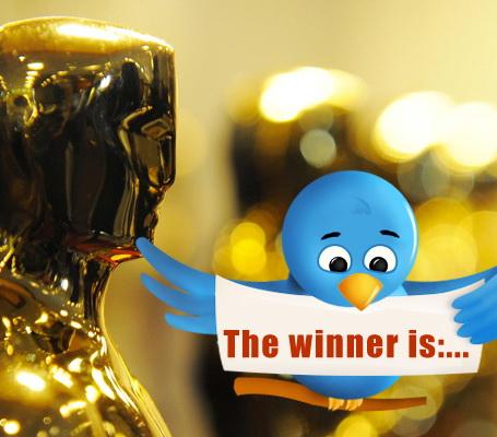 Twitter a lansat Indexul Oscarurilor