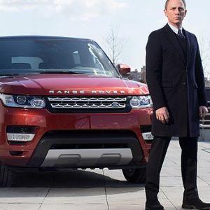 Reclama zilei: Range Rover accesorizat cu Daniel Craig