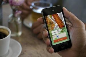 Ce putem face cu resturile de la cina si un telefon inteligent
