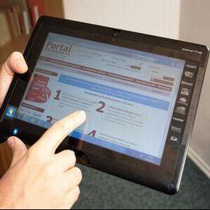 O tableta cu solutii complete pentru manageri de top!