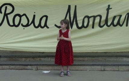 PR romanesc de exceptie: Campania dedicata proiectului Rosia Montana este una dintre cele mai bune din lume