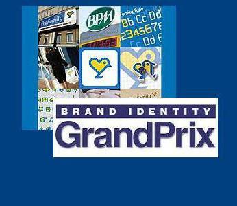 Design de locul I: O agentie romaneasca a fost premiata la Brand Identity GrandPrix
