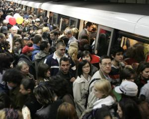 Cand nu circula metroul in Bucuresti