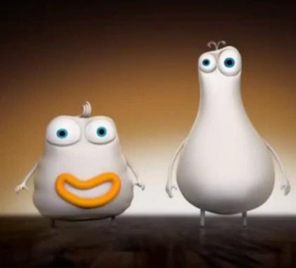 Orange si-a reactivat mascotele-vedeta Millidge si Doig