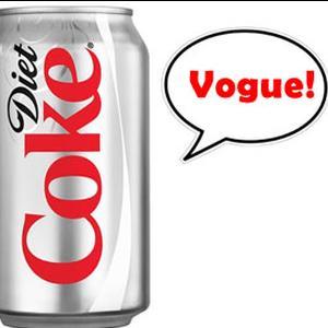 Coca-Cola Light demonstreaza ca este un brand fashion