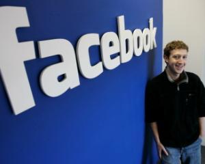 Mark Zuckerberg are un salariu anual de ... 1 dolar