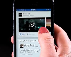 Facebook introduce reclamele video premium