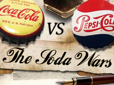 Coca-Cola vs. Pepsi: Testul gustului se intoarce