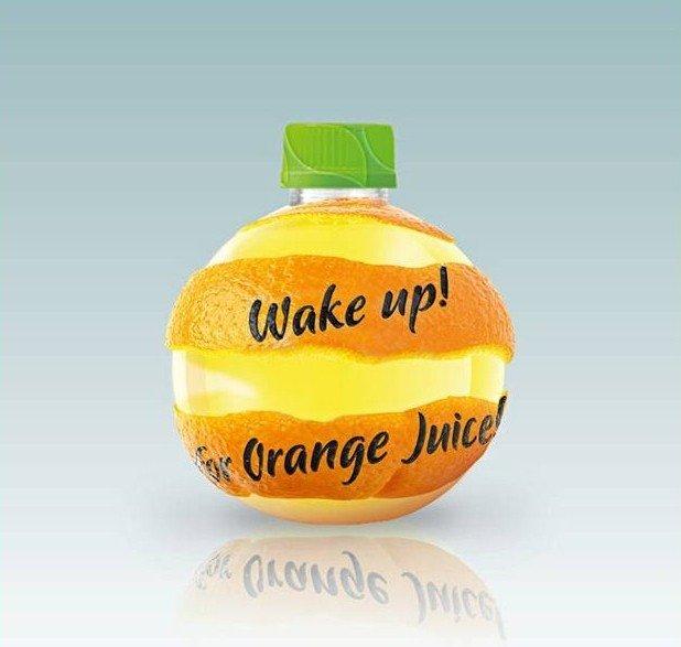 Sticla-portocala a AMPRO Design a castigat competitia europeana de packaging