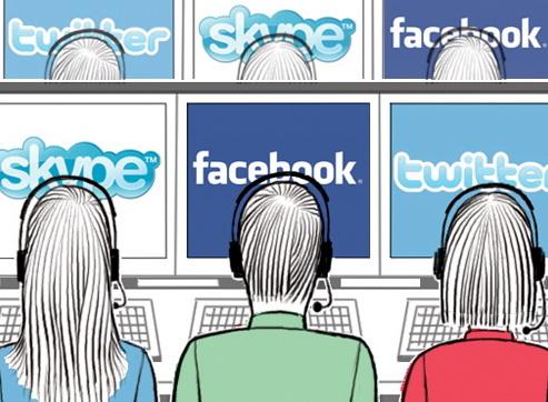 60% dintre consumatori vor ca brandurile sa le raspunda pe retelele sociale