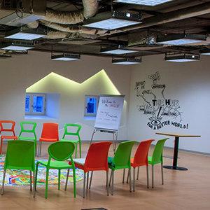 Impact Hub Bucuresti schimba modul in care ne gandim afacerile