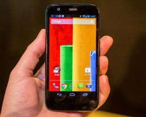Motorola lanseaza un nou smartphone: Moto E