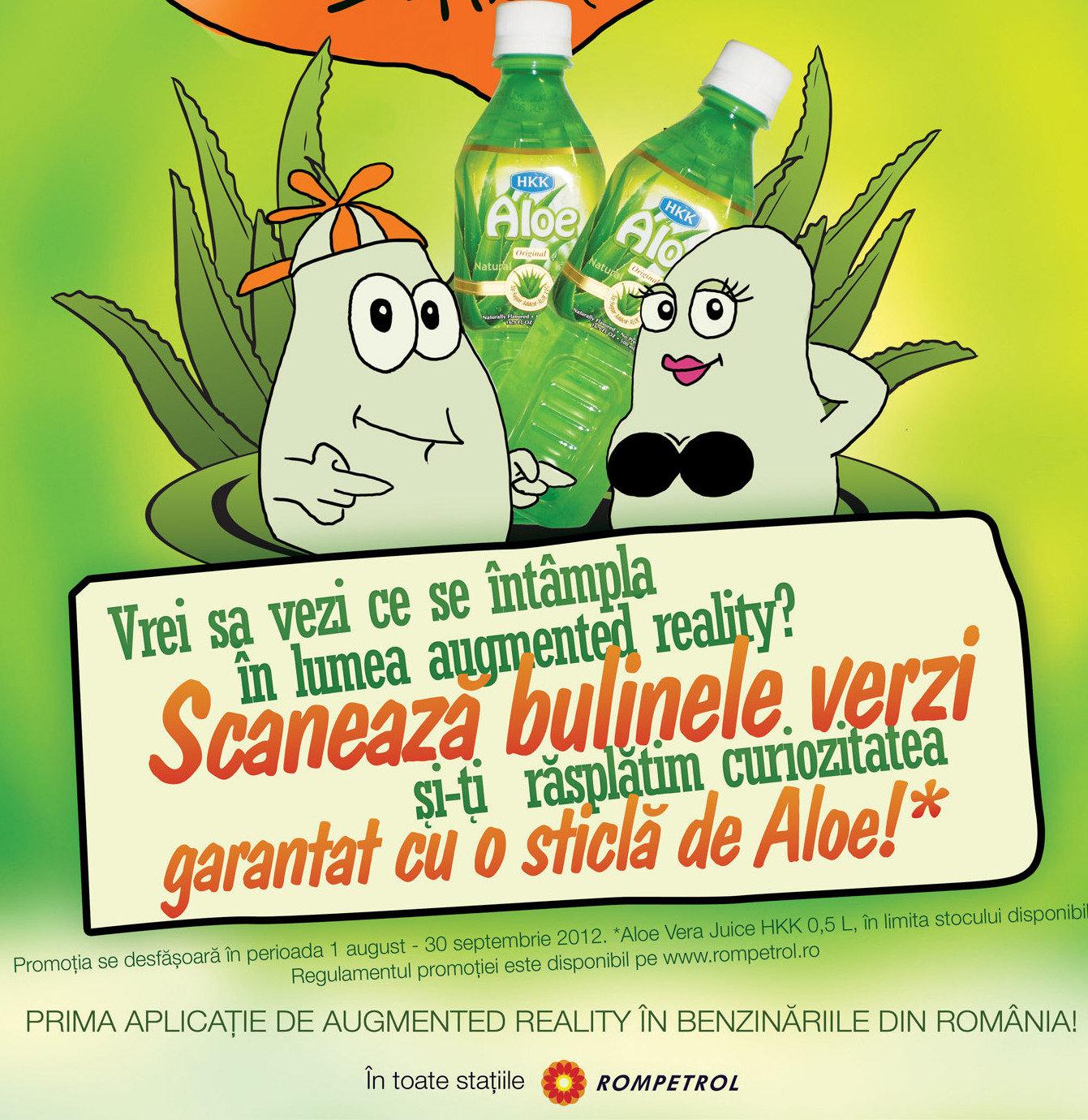 Premiera in Romania: Aplicatie AR lansata in benzinarii