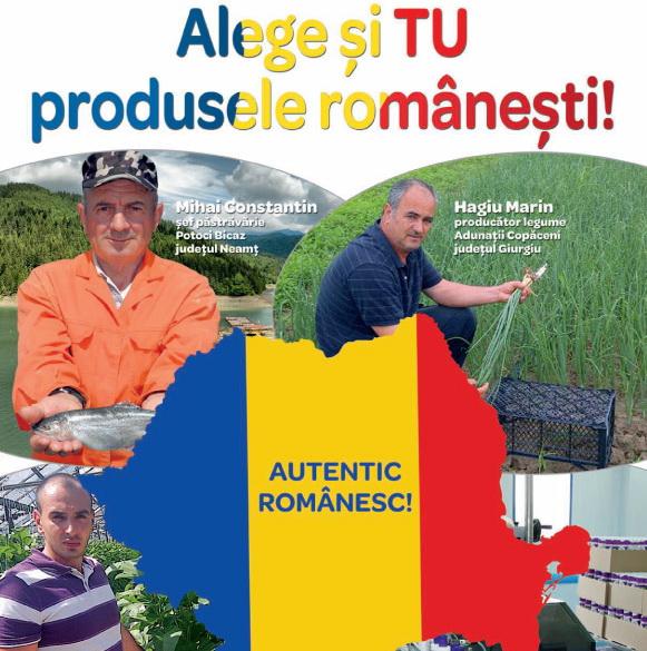 Carrefour promoveaza produsele romanesti