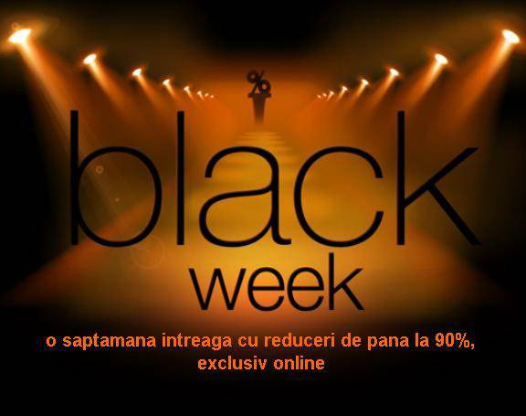 Black Friday a devenit Black Week: Orange ofera reduceri de 90% timp de 7 zile