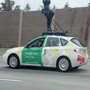Google Street View: un pic prea curios?