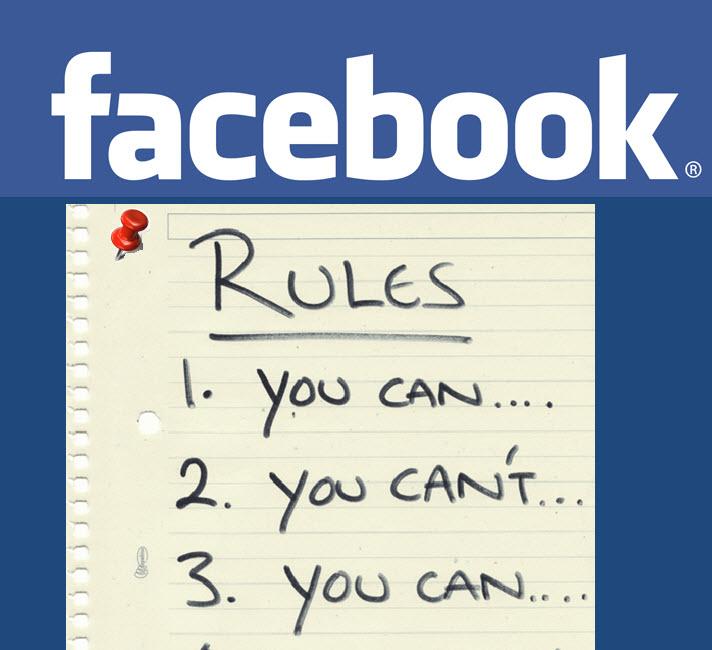 Promovarea pe Facebook: Ce e voie si ce nu e voie