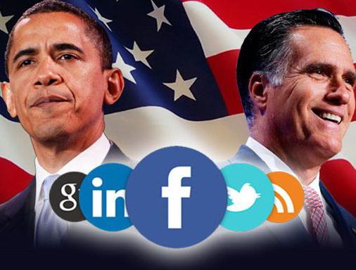Social media si razboiul politic: Cum s-a manifestat lupta electorala din SUA pe retelele de socializare