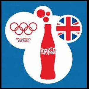 Coca-Cola isi prezinta imnul Olimpiadei 2012