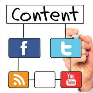 Este continutul catalistul pe social media?