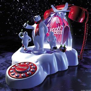 Coca-Cola albeste de dragul mascotei sale