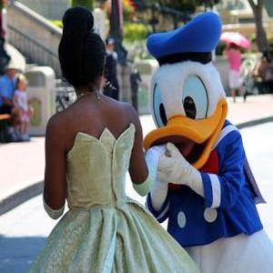 Donald Duck, acuzat de rasism