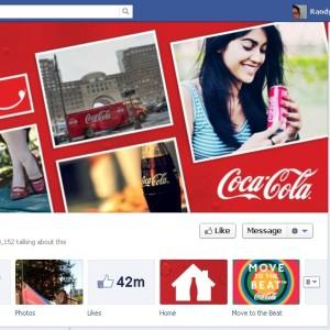 Topul celor mai populare companii de pe Facebook